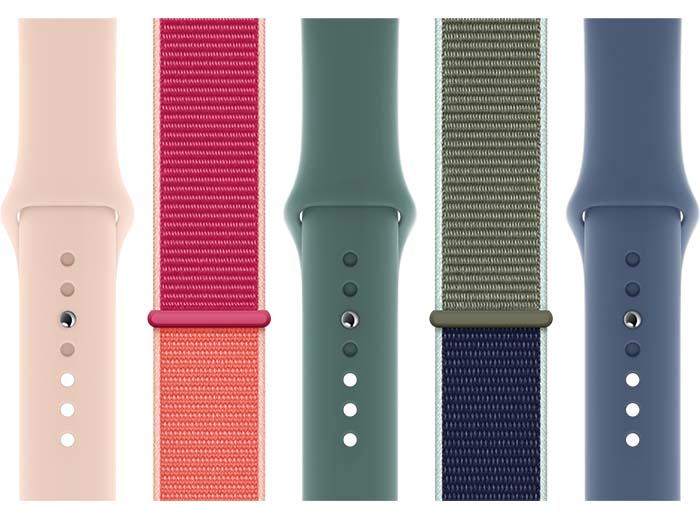 Apple_Watch_Series_5_Pink_Sand_Sport_Band_Pomegranate_Sport_Loop_Pine_Green_Sport_Band_Khaki_Sport_Loop_Alaskan_Blue_Sport_Band_Flat_SCREEN resized